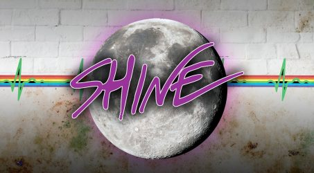 SHINE PINK FLOYD MOON